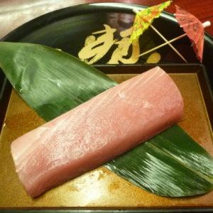 厳選 黒マグロ(冷凍便発送)